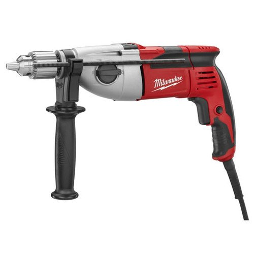 Factory-Reconditioned Milwaukee 5380-81 9 Amp 1/2-Inch Hammer Drill