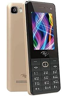 Itel IT 5231 Basic Feature Mobile Phone (Black): Buy Itel IT 5231