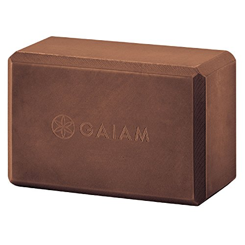 Gaiam 05 57825 Yoga Block Chai