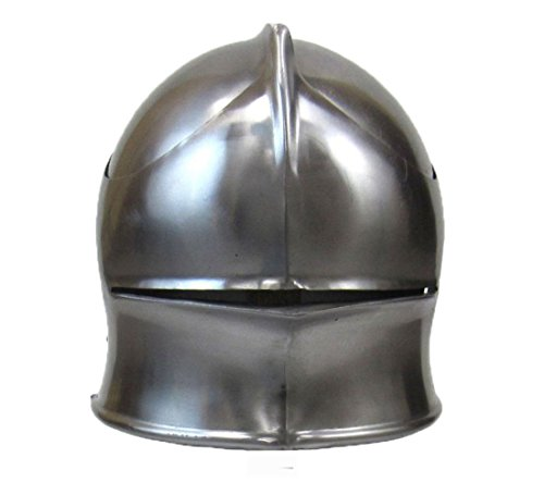 Commander Cody Replica Costume (North Italian Sallet Helmet W/ Visor - Steel - Wearable Costume)