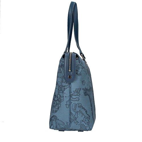 Shopping Alviero Martino I Classe Geo Denim Blue Jeans