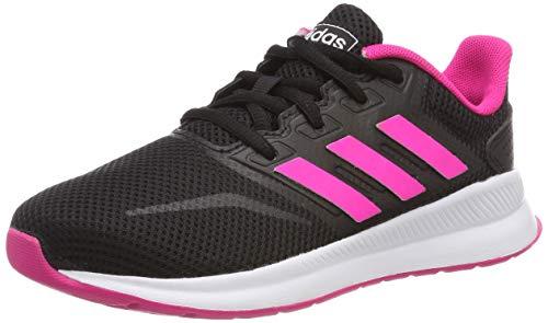 Ee4669 Black Adidas K Zapatillas Pink shock ftwr De White core Running Para Runfalcon Niños Mehrfarbig pHpFz6qw