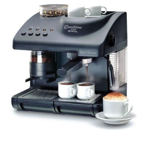 Ariete 1315/1/2/3/4/315 ROMA/Esmeralda - Máquina de café: Amazon.es: Hogar