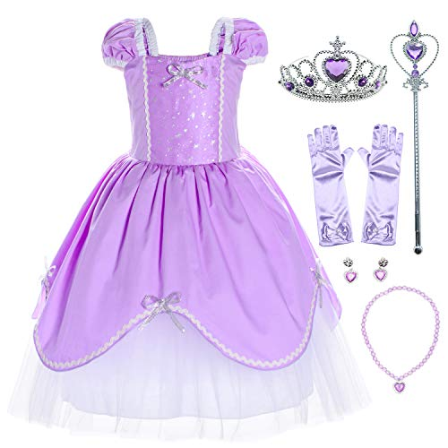 Costumes Birthday Party Dress - Princess Sophia Costume Birthday Party Dress