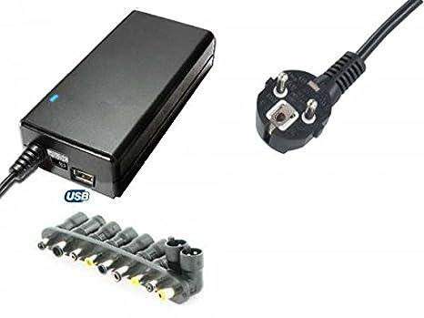 Cargador/Fuente de alimentación para ordenador portátil TOSHIBA PA E-force ® 3715-1ac 3-65W/Power: Amazon.es: Informática