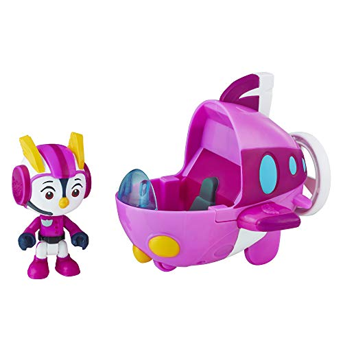 (Top Wing Penny Figure & Vehicle)