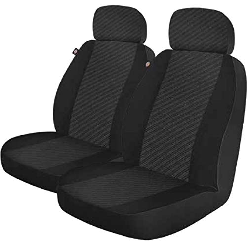 Cheap Dickies 3003417LD Black, 2-Piece Seat Cover dickies car seat covers