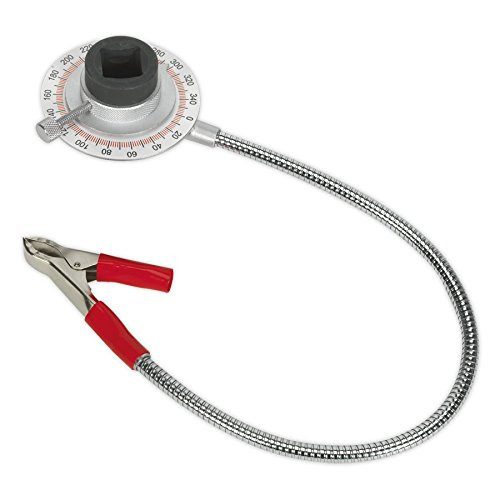 Sealey VS430 Angular Torque Gauge 3/4'Sq Drive - Clip-On