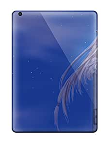 New Premium MING ZENG Chobits Skin Case Cover Excellent Fitted For Ipad Air
