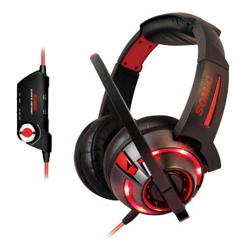 Thanks Giving Sale!!!somic Gaming Headset G983 Voc...