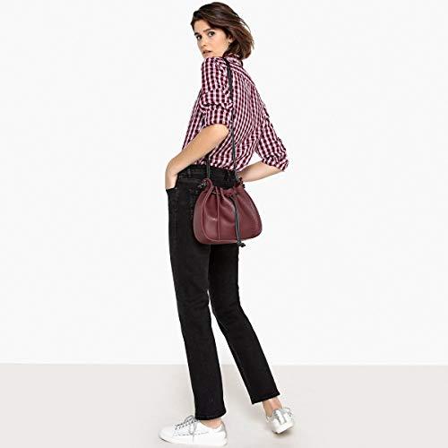 La 5 Collections Tasche Straight Donna Nero Jeans Redoute L32 6ArYwq6C
