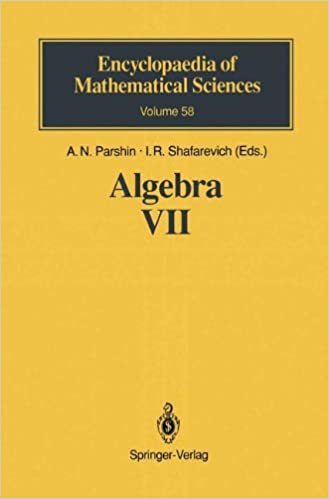 Book Algebra VII: Combinatorial Group Theory Applications to Geometry (Encyclopaedia of Mathematical Sciences)