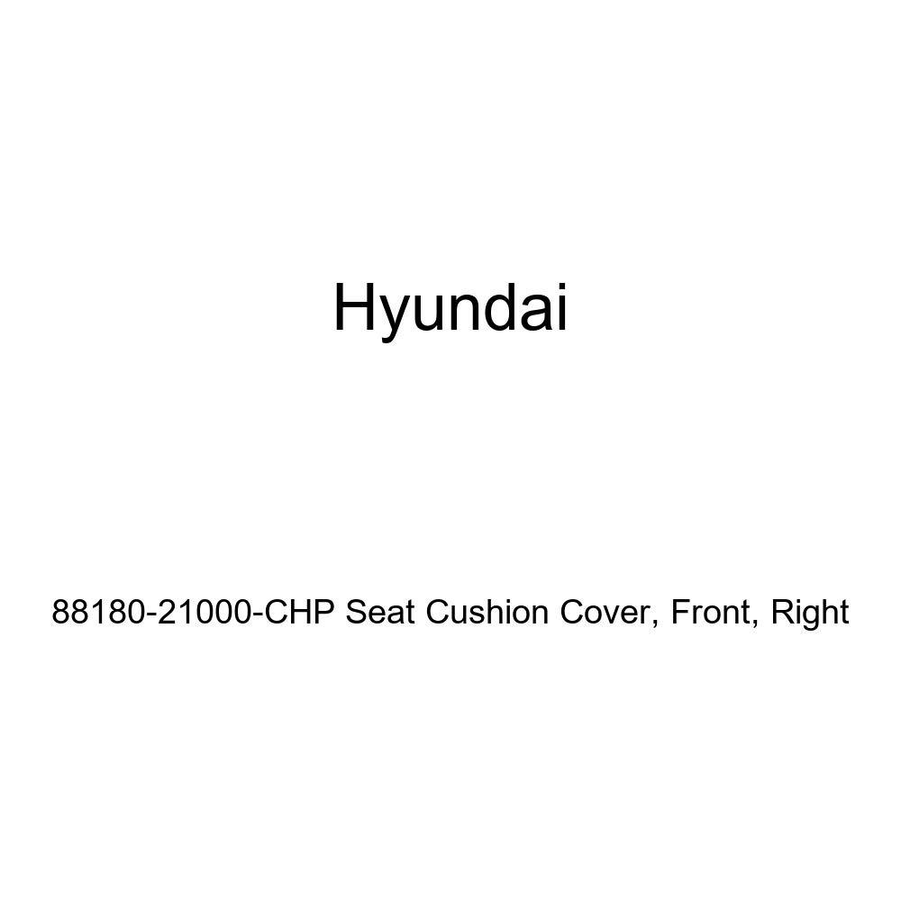 Right Front Genuine Hyundai 88180-21000-CHP Seat Cushion Cover