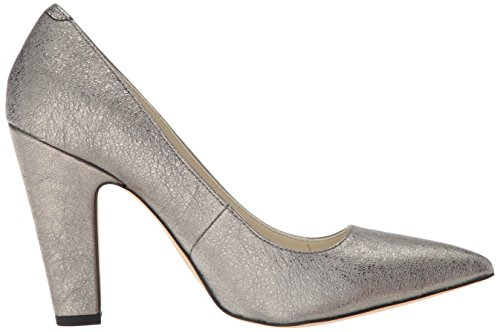 cheap clearance Anne Klein Women's Hollyn Leather Dress Pump Pewter wiki online discount with credit card discount get to buy rIUPRPLGS