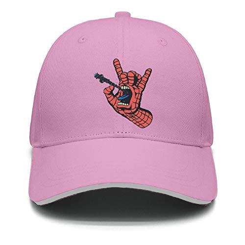 Mens Womens Adjustable Dad Baseball Snapback Trucker Cotton Running Cap Hat