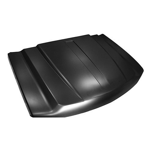 (Key Parts 0856-044 Steel Cowl Induction Hood)