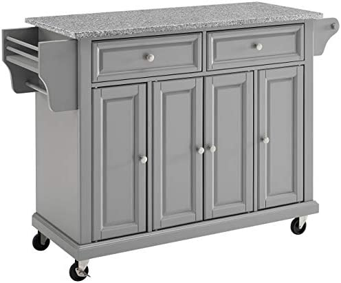 Crosley Furniture Full Size Kitchen Cart