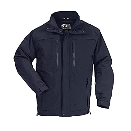 Image of 5.11 5.1100000000000003 Bristol Parka Tall Dark Navy, XX-Large Personal Defense Equipment