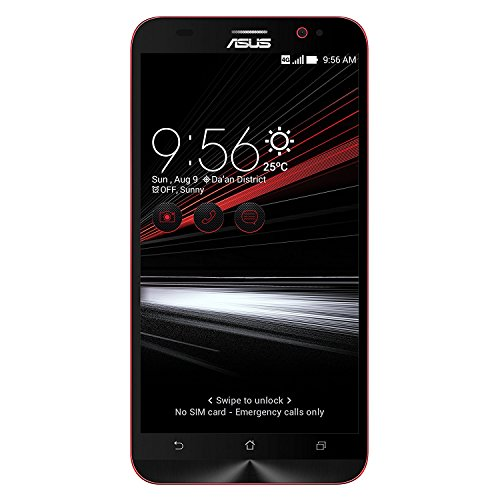 ASUS ZenFone 2 Deluxe Special Edition Unlocked 5.5 Inch 4GB RAM, 128GB ROM + 128GB MicroSD International Stock - No Warranty
