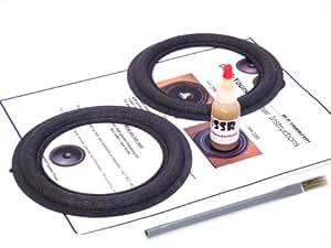 """Amazon.com: JBL 6"""" Speaker Foam Surround Repair Kit"""