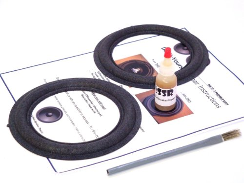 Highest Rated Speaker Repair Surround Kits