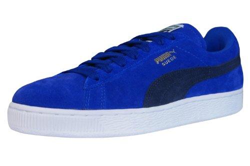 Puma - Zapatillas de ante para mujer azul azul azul - azul