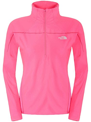 The North Face - Camiseta térmica - para mujer glo pink