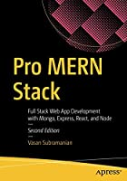 Pro MERN Stack, 2nd Edition Front Cover