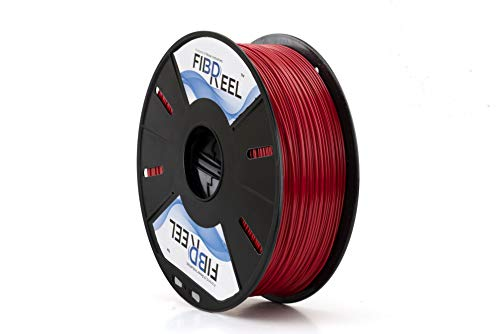 Tesseract 1.75mm PLA 3D Print Filament 1Kg (Red)