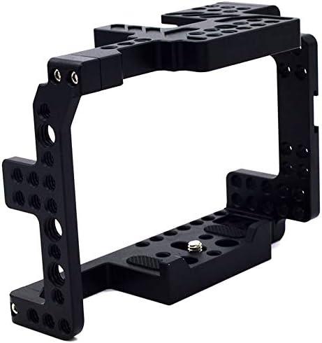 Semoic Aluminum Alloy Camera Cage for A7II A7RII A7SII ILDC Cameras