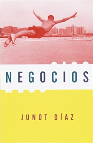Book Negocios by Junot D?az (1997-03-04)