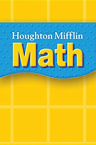 Houghton Mifflin Mathmatics: Reader And the Wheels Go Round pdf