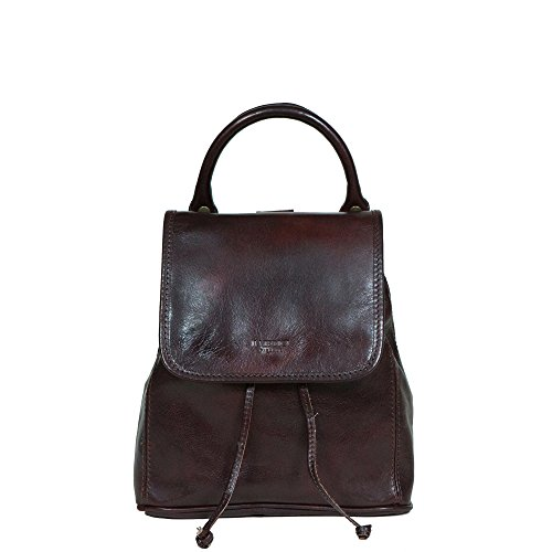 i-medici-simple-daypack-backpack-im6400-in-chocolate