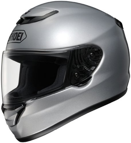 SHOEI Qwest Light Silver Size:LRG Motorcycle Full-face-helmet