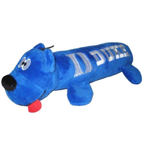 Pets First NCAA Duke University Pet Tube Squeaky (Devils Toys)