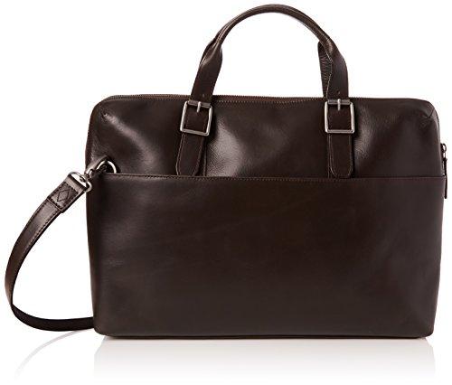 Royal RepubliQ Laptop Bag - Bolsas para portátil Unisex adulto Marrón (Brown)