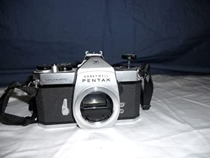 abfd11447 Amazon.com : PENTAX HONEYWELL SPOTMATIC CAMERA BODY ONLY ASAHI! : Other  Products : Everything Else