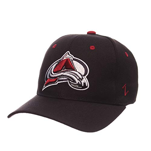Zephyr NHL Phoenix Coyotes Men's Power Play Fitted Hat, Size 7 1/4, Cardinal