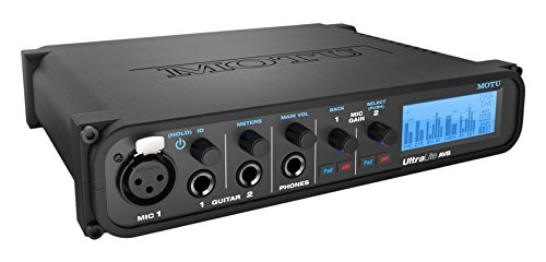 Motu Ultralite AVB ; audiointerface.de