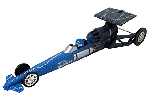 Estes Blurzz Rocket-Powered Dragster Storm Toy, Blue ()