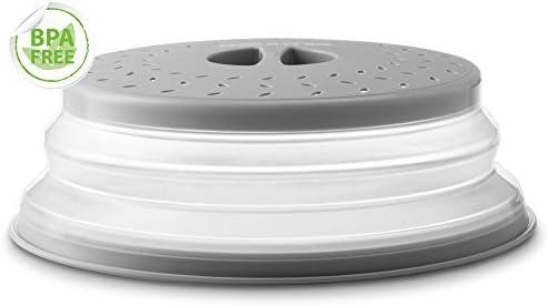 Amazon.com: gourmia gml9930 °Cúpula de tapa para microondas ...