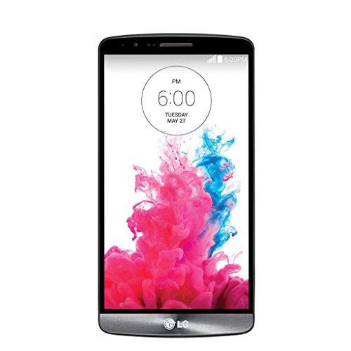 LG G3 D850 32GB Unlocked GSM 4G LTE Quad-HD Smartphone w/ 13MP Camera (Certified Refurbished) by LG