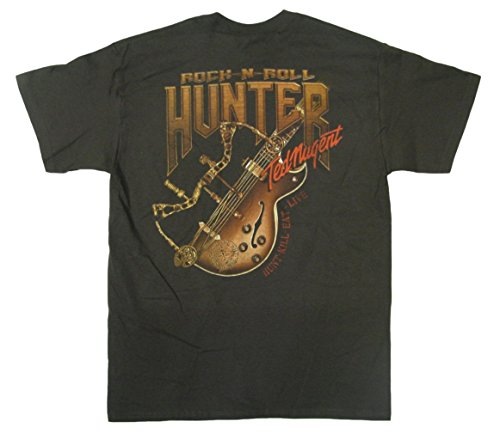 Ted Nugent T-shirt Rock & Roll Hunter