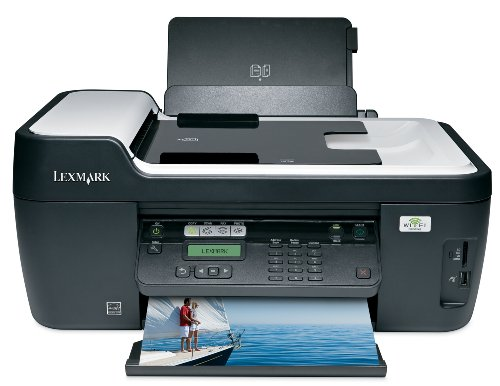 Lexmark S405 Interpret Wireless ALL-IN-ONE Printer