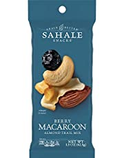 Sahale Snacks Raspberry Crumble Cashew Trail Mix