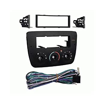 METRA 99-5717 - Radio Installation kits - 2004-2007 Ford Taurus Merc Sable w/o Electronic Clim Control