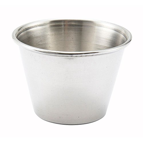 stainless steel cup 2 oz - 2