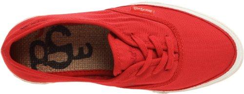 PeopleSWalk Ringo, Damen Sneaker Rot (Rot)