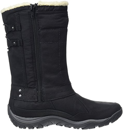 Mid Merrell Snow J02164 Black Winter Boot Women's Waterproof Murren 6wpwS7q