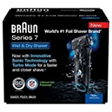 Braun Series 7 Wet Dry Electric Shaver 740s7 - Braun Series 7 Wet & Dry Electric Shaver 740s-7